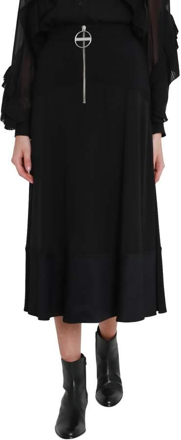 Givenchy Log Ring Skirt