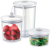 Caso Vacuum Seal Canisters, Set of 3