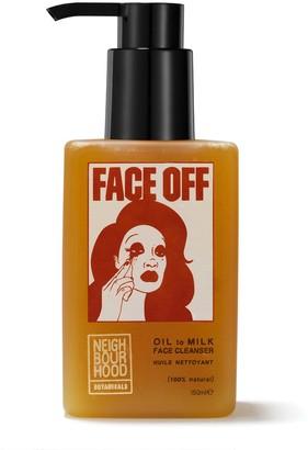 Neighbourhood Botanicals Face Off Cleanser Facial Oil 150Ml