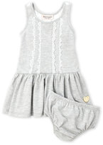 Juicy Couture Infant Girls) Two-Piece Dress & Bloomers Set