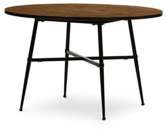 Pottery Barn Juno Reclaimed Wood Round Dining Table