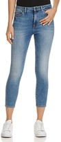 DL 1961 Chrissy Trimtone Skinny Jeans in Overboard