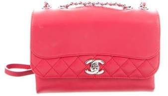 7df99b969764 Chanel Pink Flap Closure Handbags - ShopStyle