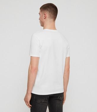 AllSaints Mirror Crew T-Shirt