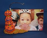 Hallmark 2008 Jack-o'-Lantern - Pumpkin Keepsake Photo Holder and Ornament Display - QFO6104