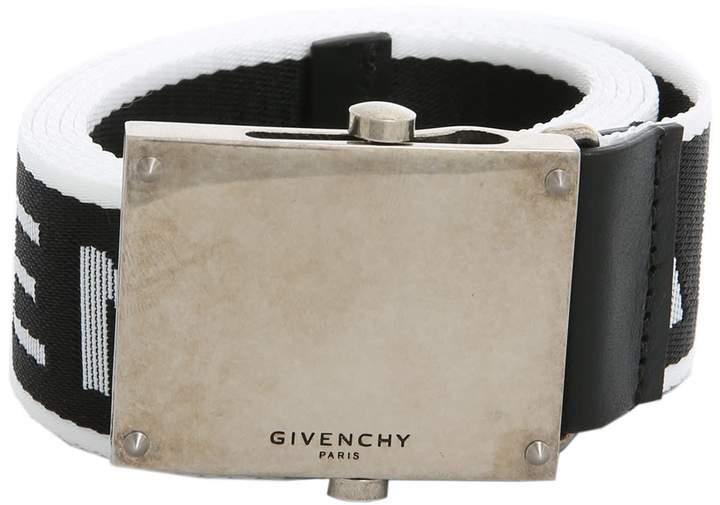 Givenchy Grosgrain Belt