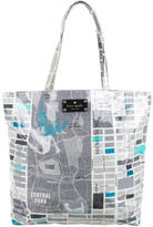 Kate Spade Daycation Bon Shopper Streets Of New York Tote