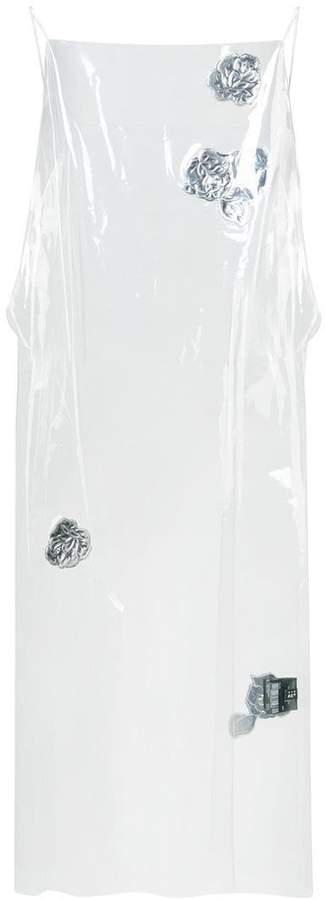 Calvin Klein slip dress