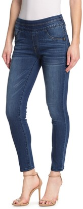 Democracy Ab Technology Pull-On Skinny Jeans