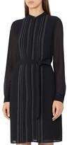 Reiss Cairn Stitched Shirt Dress