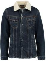 Nudie Jeans Lenny Denim Jacket Indigo Steel