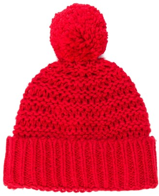 Stella McCartney Knitted Bobble Hat