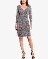 Lauren Ralph Lauren Petite Printed Jersey Dress