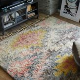 west elm Ashik Wool Rug - Multi