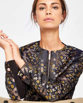 Ted Baker Kyoto Gardens cropped jacket