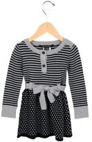 Little Marc Jacobs Girls' Patterned A-Line Dress