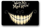 Shirley's Door Mats Custom Alice in Wonderland Doormat 23.6*15.7