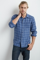 Jarrod Plaid Button-Up Shirt