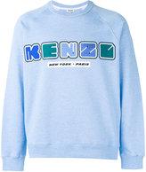 Kenzo Nasa sweatshirt - men - Cotton/Polyester - S