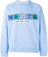 Kenzo Nasa sweatshirt - men - Cotton/Polyester - XL