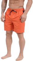 Tokyo Laundry Men's Cleopas Ombre Swim Shorts (, Yellow/Orange)