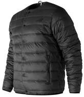 New Balance Men's MJ73549 247 Luxe Snap Down Jacket