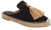 Bettye Muller Women's Rabat Backless Tassel Espadrille