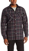 Wolverine Men's Forester Flannel Shirt Jacket