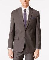 Calvin Klein Men's Medium Grey Slim Fit Jacket