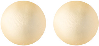 Alexis Bittar Medium Dome Clip Earring