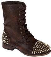 Steve Madden Tarnney Stud-Detail Boots