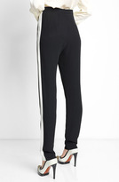 Lanvin Jogging Pants Womens Black Size 4 US / 36 FR 4 US / 36 FR