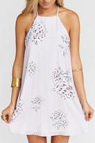 Show Me Your Mumu Lilac Gomez Dress
