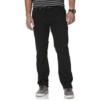 U.S. Polo Assn. Men's Slim Straight 5 Pocket Twill Jean