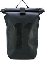 11 By Boris Bidjan Saberi Velocity backpack - unisex - Nylon/Polyurethane/PVC - One Size