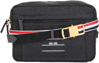 Thom Browne Grey Belt Bag