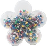 Singer Color Ball Head Pins in Flower Box, 360-Count
