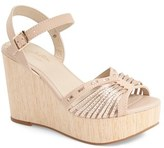 Seychelles Women's 'Mind' Wedge Sandal