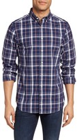 Gant Men's Plaid Sport Shirt