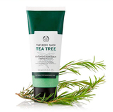 Alöe Tea Tree Oil Squeaky Clean Scrub