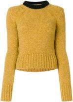 Marni colour block sweater - women - Polyamide/Wool/Alpaca - 42