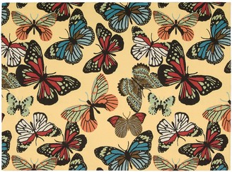 Nourison Home & Garden Butterfly Indoor Outdoor Rug