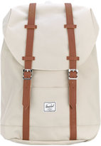 Herschel double-straps foldover backpack - women - Polyester/Polyurethane - One Size