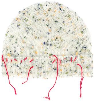 Maison Margiela Knitted Beanie Hat