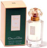 Oscar de la Renta Live in Love Eau de Parfum, 1.7 fl. oz.