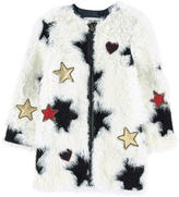 Ikks Faux fur coat