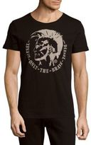 Diesel Only the Brave Graphic Tee
