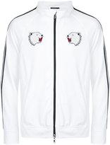 GUILD PRIME polar bear track jacket - men - Polyester - 1