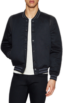 7 For All Mankind Welted Varsity Jacket
