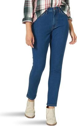 Wrangler Women's Heritage Slim Straight Jean